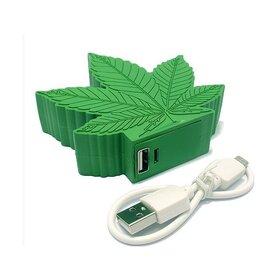 Baterie externa 2600 mAh Marijuana