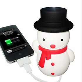 Baterie Externa 3000 mAh Snowman