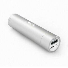 Baterie externa Anker PowerCore+ Mini 3350mAh argintiu