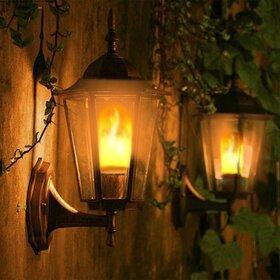 Bec LED cu efect de Flacara, Fire LED Pro, cu 4 moduri de iluminare