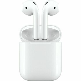 Casti Bluetooth  Wireless Apple AirPods 2 cu incarcare standard MV7N2TY/A