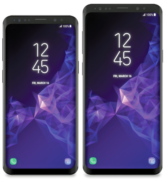 Huse Galaxy S9 & Galaxy S9+