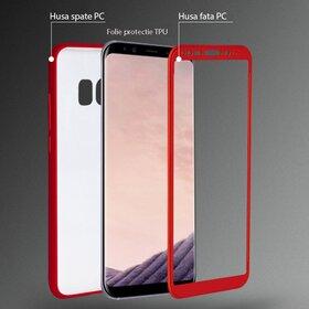 Folie de protectie pentru Husa 360 pentru Galaxy S8