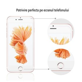 Folie de sticla 0.26 mm - Tempered Glass - pentru iPhone 6/6S