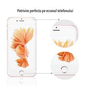 Folie de sticla 0.26 mm - Tempered Glass - pentru iPhone 6/6S