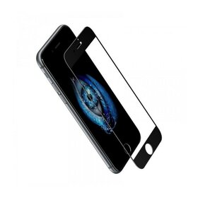 Folie de sticla 0.26 mm Premium - Tempered Glass - pentru iPhone 7/iPhone 8 Black