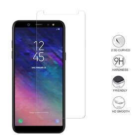 Folie de sticla 0.26 mm - Tempered Glass - pentru Galaxy A6 Plus (2018)