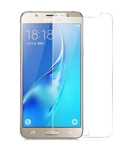 Folie de sticla 0.26 mm - Tempered Glass - pentru Galaxy J7 (2016)