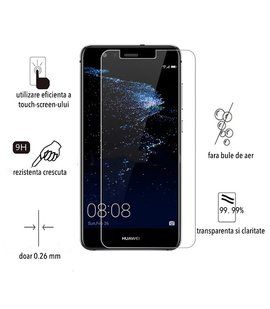 Folie de sticla 0.26 mm - Tempered Glass - pentru Huawei P9