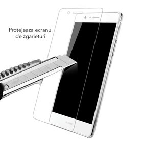 Folie de sticla 0.26 mm - Tempered Glass - pentru Huawei P9 lite Transparent