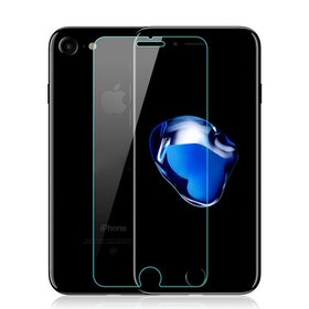 Folie de sticla 0.26 mm - Tempered Glass - pentru iPhone 7/iPhone 8 Transparent