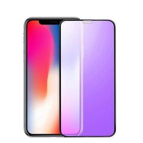 Folie de sticla PREMIUM Anti-Blue Ray pentru iPhone X/ XS/ 11 Pro