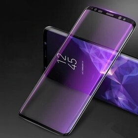 Folie de sticla PREMIUM Anti-Blue Ray pentru Samsung Galaxy S8 Plus