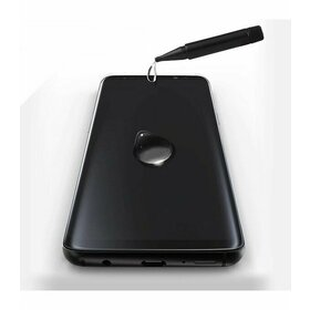 Folie de sticla Premium cu Nano Lichid UV pentru Galaxy Note 9