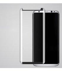 Folie de sticla PREMIUM decupata pentru Galaxy S8