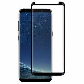 Folie de sticla PREMIUM decupata pentru Galaxy S8 Plus