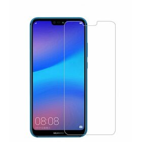 Folie de sticla - Tempered Glass - Transparenta pentru Huawei Mate 10 Lite Transparent