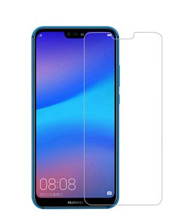 Folie de sticla - Tempered Glass - Transparenta pentru Huawei P20