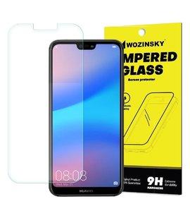 Folie de sticla - Tempered Glass - Transparenta pentru Huawei P20 lite