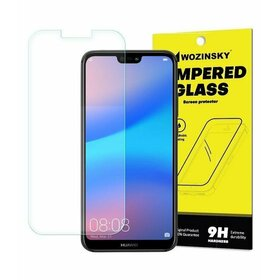 Folie de sticla - Tempered Glass - Transparenta pentru Huawei P20 Pro Transparent