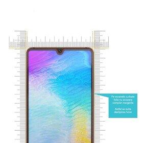 Folie de sticla - Tempered Glass - Transparenta pentru Samsung Galaxy A50