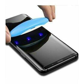 Folie din sticla cu adeziv UV Samsung Galaxy Note 20 cu lampa UV