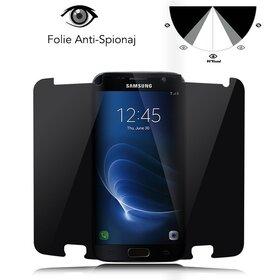 Folie Privacy 0.26 mm - Anti Spionaj - pentru Galaxy S7
