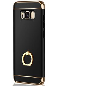 Husa 3 in 1 Luxury cu inel pentru Galaxy S8