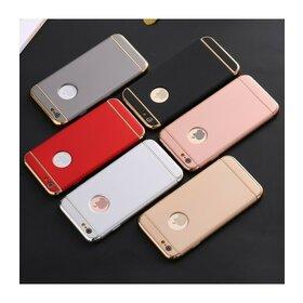 Husa 3 in 1 Luxury pentru iPhone 6/6S