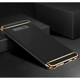 Husa 3 in 1 Luxury pentru Galaxy S10e Black
