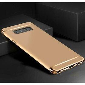 Husa 3 in 1 Luxury pentru Galaxy S10e Gold