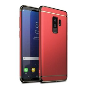 Husa 3 in 1 Luxury pentru Galaxy S9 Plus