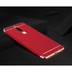 Husa 3 in 1 Luxury pentru Huawei Mate 10 Lite Red