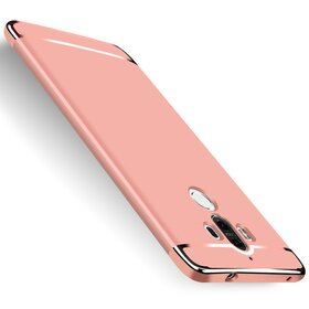 Husa 3 in 1 Luxury pentru Huawei Mate 10 Pro Rose Gold