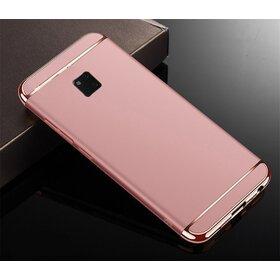 Husa 3 in 1 Luxury pentru Huawei Mate 20 Rose Gold