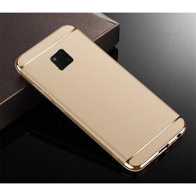 Husa 3 in 1 Luxury pentru Huawei Mate 20 Pro Gold
