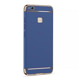 Husa 3 in 1 Luxury pentru Huawei P10 Lite Blue