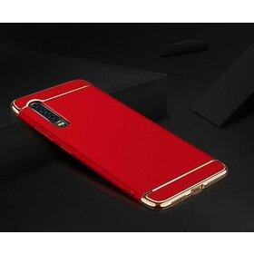 Husa 3 in 1 Luxury pentru Huawei P30 Red
