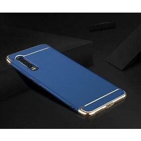 Husa 3 in 1 Luxury pentru Huawei P30 Pro Blue