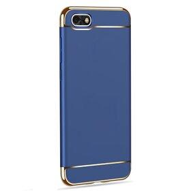 Husa 3 in 1 Luxury pentru Huawei Y5 (2018) Blue