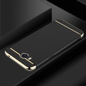 Husa 3 in 1 Luxury pentru Huawei Y6 (2017)