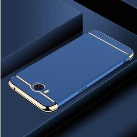 Husa 3 in 1 Luxury pentru Huawei Y6 (2017) Blue