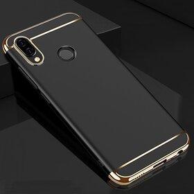 Husa 3 in 1 Luxury pentru Huawei Y9 (2019)