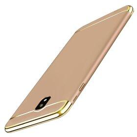 Husa 3 in 1 Luxury pentru J5 (2017) Gold