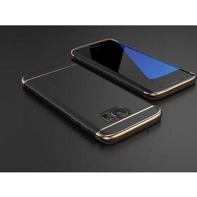 Husa 3 in 1 Luxury pentru Galaxy S7 Edge