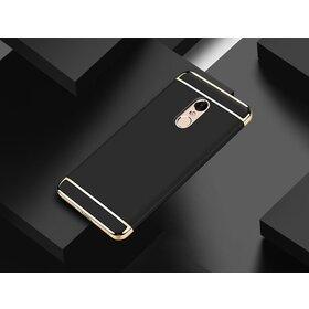 Husa 3 in 1 Luxury pentru Xiaomi Redmi Note 4