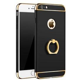 Husa 3 in 1 Matte cu inel pentru iPhone 7