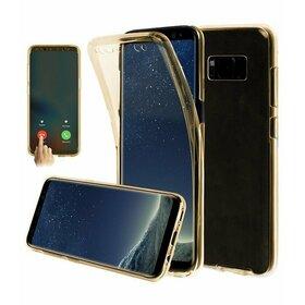 Husa 360 Full Silicon pentru Galaxy Note 8