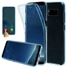 Husa 360 Full Silicon pentru Galaxy S8 Plus