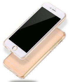 Husa 360 Full Silicon pentru iPhone 6/6s
